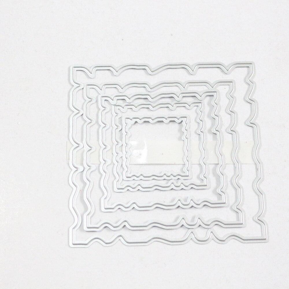 Ausgezeichnet Scalloped Rahmen Zeitgenössisch - Rahmen Ideen ...