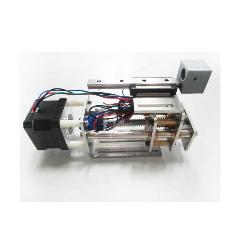 DIY פלוטר חבילת DPS-01 CNC לייזר חריטת מכונת להמיר 3 ציר CNC דגם DIY Z ציר שקופיות פלטפורמת לחתן