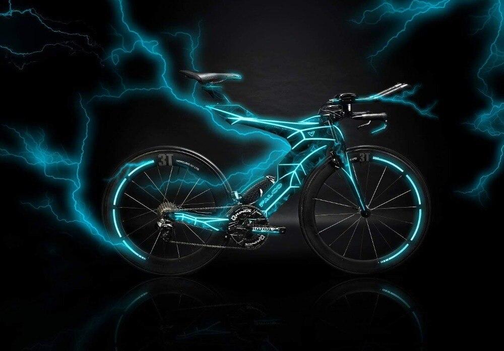Bike Frameset FALCO Full-Carbon-Tt Aero New Di2 700C UD Matt BB86 54/57cm