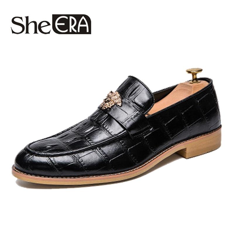 Richelieus Cuir Italie Plat Formelle Homme D'affaires Chaussures PZ6BFqA