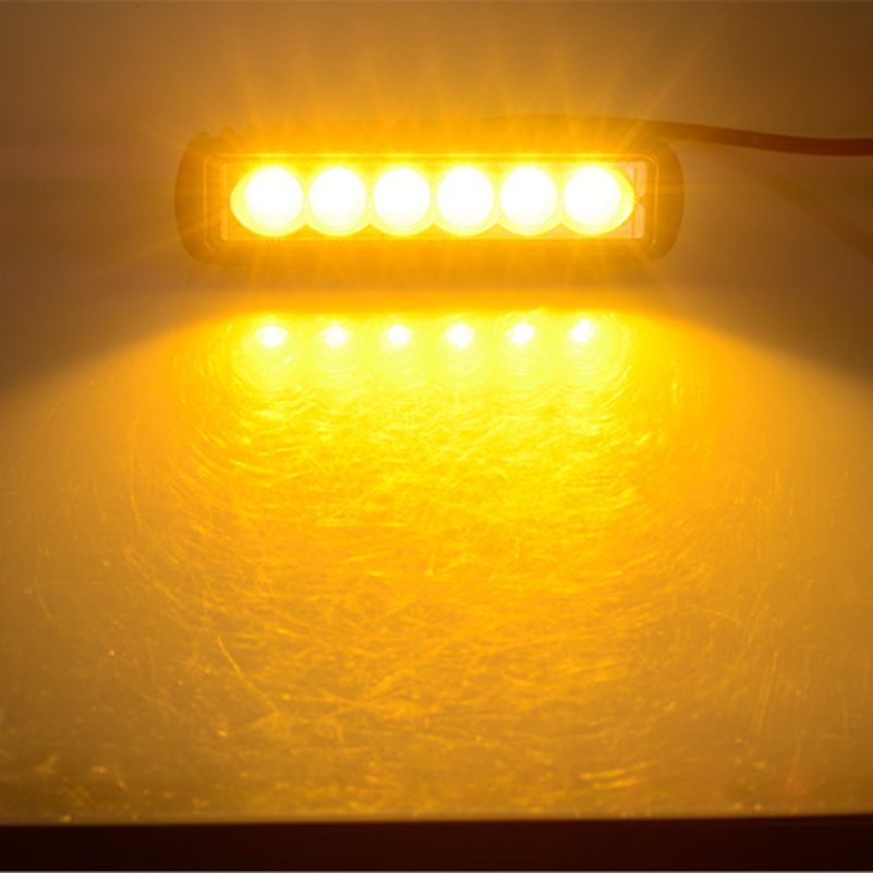 Led Bar Lights Car
