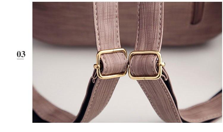 pu mini mochila de ombro mochila feminina conjunto mochila feminina 50