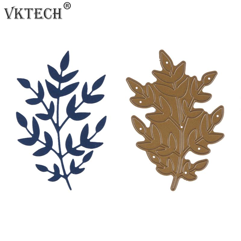 Gold Tree Branch Metal Cutting Dies Stencils for DIY Scrapbooking/photo album Decorative Embossing DIY Paper Cards Craft Dies