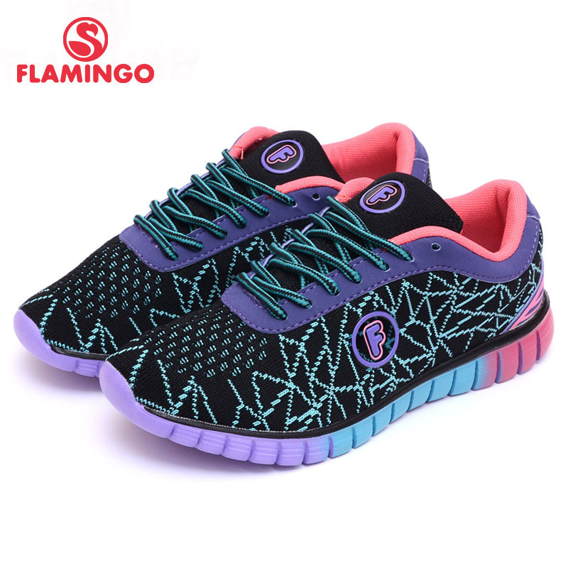FLAMINGO Russian Famous Brand 2016 New Arrival Spring Kids Sport Shoes Fashion High Quality children sneakers 61-JK110/61-JK111