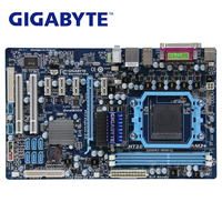Socket AM3 For AMD DDR3 Gigabyte Motherboard GA 770T D3L Computer Boards 770T D3L CPU For Phenom II/Athlon II 770 770T Used