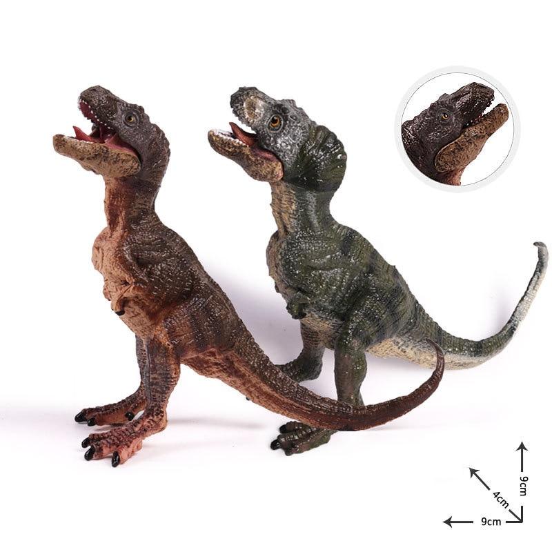 Fəaliyyət və Oyuncaq Rəqəmləri Jurassic Tirannosaurus Rex Baby - Oyuncaq fiqurlar