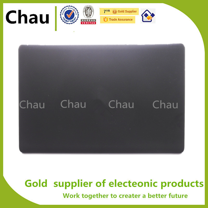 New For HP 15-BS015DX 15-BS 15T-BR 15Q-BU 15T-BS 15-BW 250 G6 255 G6 TPN-C129 TPN-C130 LCD Back Cover 924899-001 Black