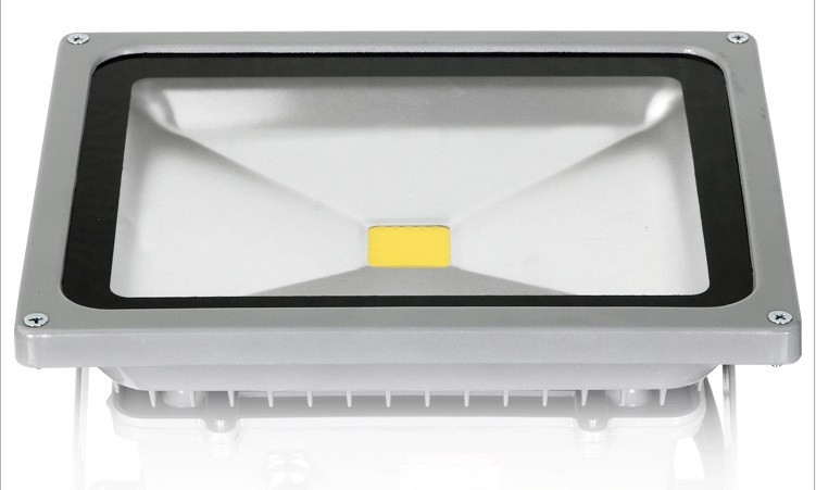 ФОТО 2017 new ultrathin LED flood light 50W Warm white AC220V waterproof IP65 Floodlight Spotlight Outdoor Lighting Free shipping