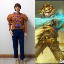 Customized movie LOL cosplay Ezreal Cosplay Costume Adult Outfit Suit Halloween Carnival Game anime Cosplay Costume