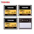 TOSHIBA 1066x16 GB 32 ГБ 64 ГБ CompactFlash CF Карта Высокая Скорость флэш-Карты Памяти Для Камеры DSLR Full HD 3D Видео видеокамеры