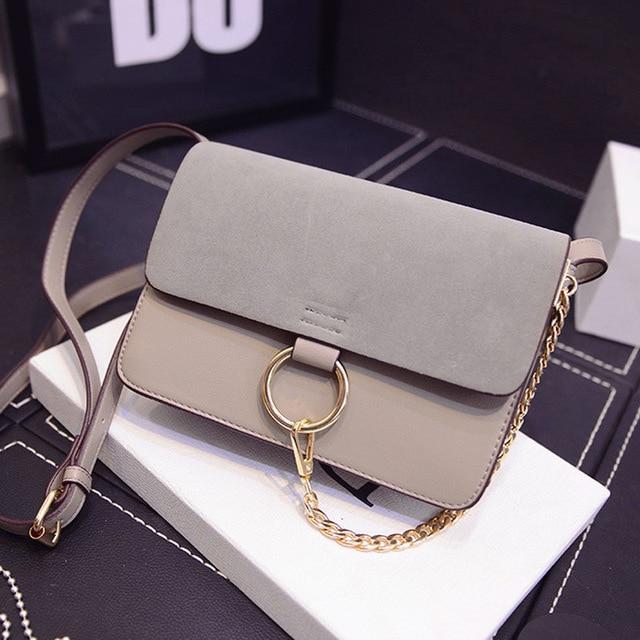 longmiao Small Handbag Crossbody Womens Black Plain Leather Bag Evening  Party Ladies Messenger Bag Designer Purse Satchel 4b65ce7258ed7