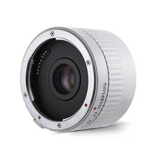 Image 2 - Viltrox C AF 2X تليبلس تليبلس ضبط تلقائي للصورة تليكونفرتر 2.0X موسع المقربة محول لكانون EOS EF/EF lens 7DII 5D IV