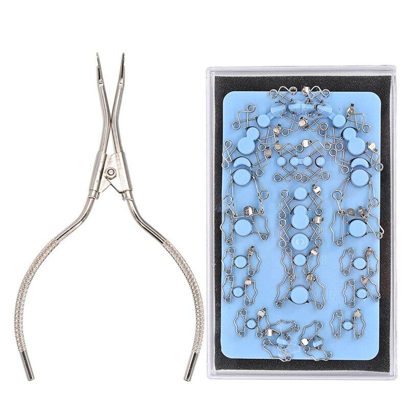 Matriz dental feita na alemanha matrizes automáticas ajustadas para a substituição dos dentes com ferramentas de dentsit do fórceps da aplicação