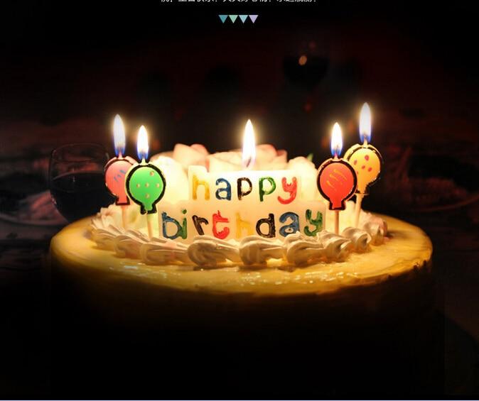 New Hot Sale Baby Child Happy Birthday Party Sparkle Birthday Cake
