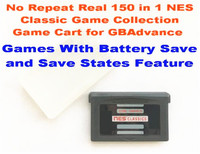 GameBox GBADVANCE 453 In 1 Game Cartridge Free Protective PP Case