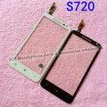 В наличии!! для Lenovo S720 S720i сенсорным экраном дигитайзер сенсорная панель сенсорный 100% Первоначально новый черный/белый + Код Трека