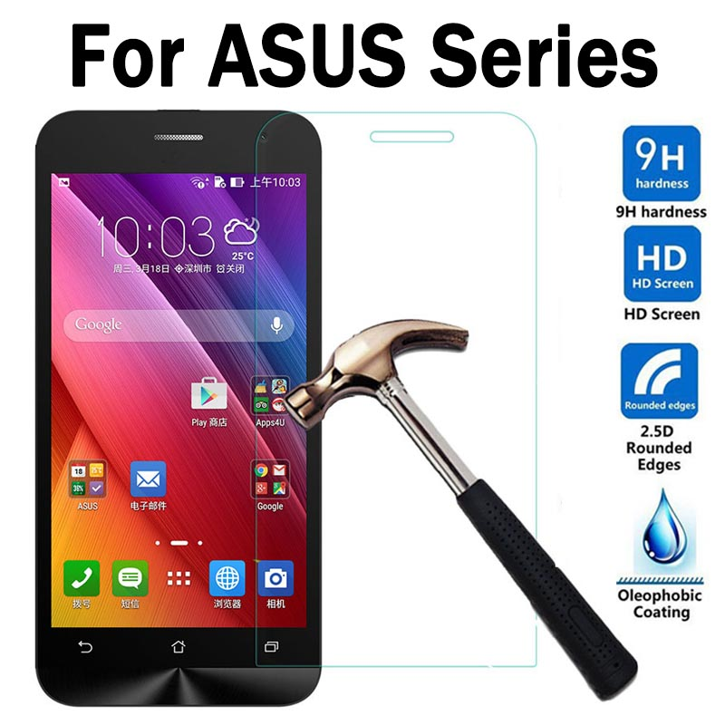 Tempered Glass Screen Protector For ASUS Zenfone 2 Laser