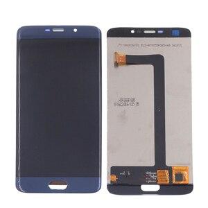 Image 2 - 100% test de suivi pour Elephone S7 monolithique LCD + écran tactile digitizer composants Nouveau 5.5 pouces noir bleu or