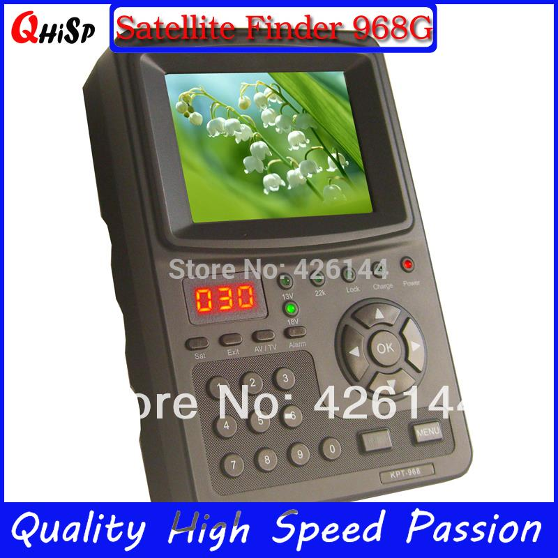Openbox Tv Tuner Digital Satellite Finder Signal Meter 3 5inch sk 968g Tft Dvb s2 Handheld