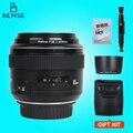 YONGNUO YN85mm f1.8 AF/MF Стандарт Среднего Телефото Премьер-Объектив с Фиксированным Фокусным Объектива Камеры для Canon EF Маунт EOS Камеры