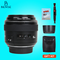 YONGNUO YN85mm f1.8 AF/MF Standard Medium Telephoto Prime Lens Fixed Focal Camera Lens for Canon EF Mount EOS Cameras
