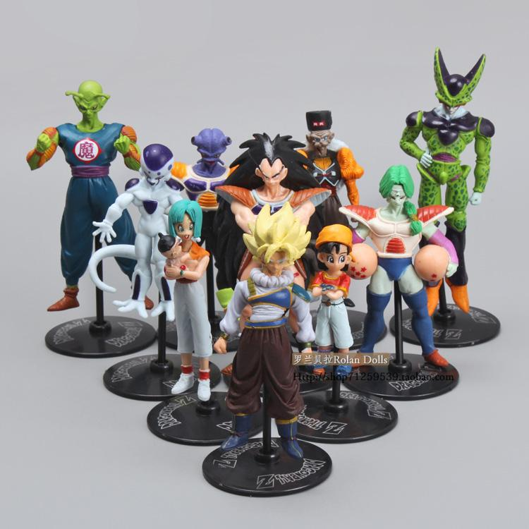 Animation Garage Kid Dragon Ball Collection Toys: Action