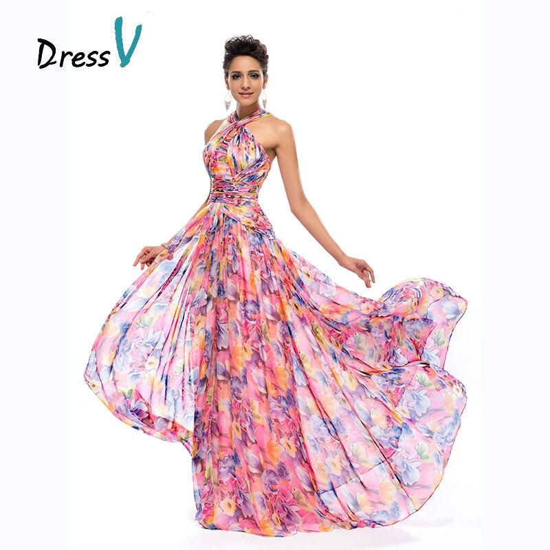 Comprar ahora Vestido largo magnífico partido Vestidos vestido de ...