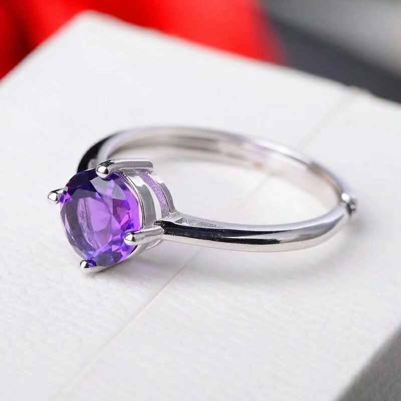 Shilovem 925 เงินสเตอร์ลิง piezoelectric แหวนพลอยเครื่องประดับ fine ผู้หญิงอินเทรนด์เปิดคลาสสิก 2018 ใหม่ bj070701agz