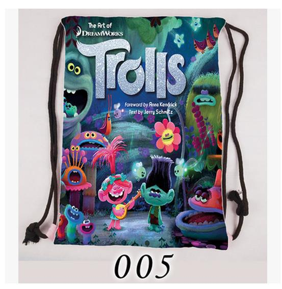Kids Trolls kunnen Stijlen Trolls Tas kiezen Trolls Rugzak 140 Poppy qPCwz