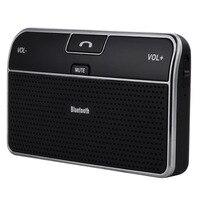 משולב Bluetooth דיבורית עם רמקול קליפ 4.0 Set מקלט + מצית מטען tablet או לנגן MP3