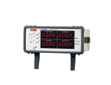 UTE1010A Bench True RMS Voltage Current Power Factor & Power Meter Analyzer Range 3000W