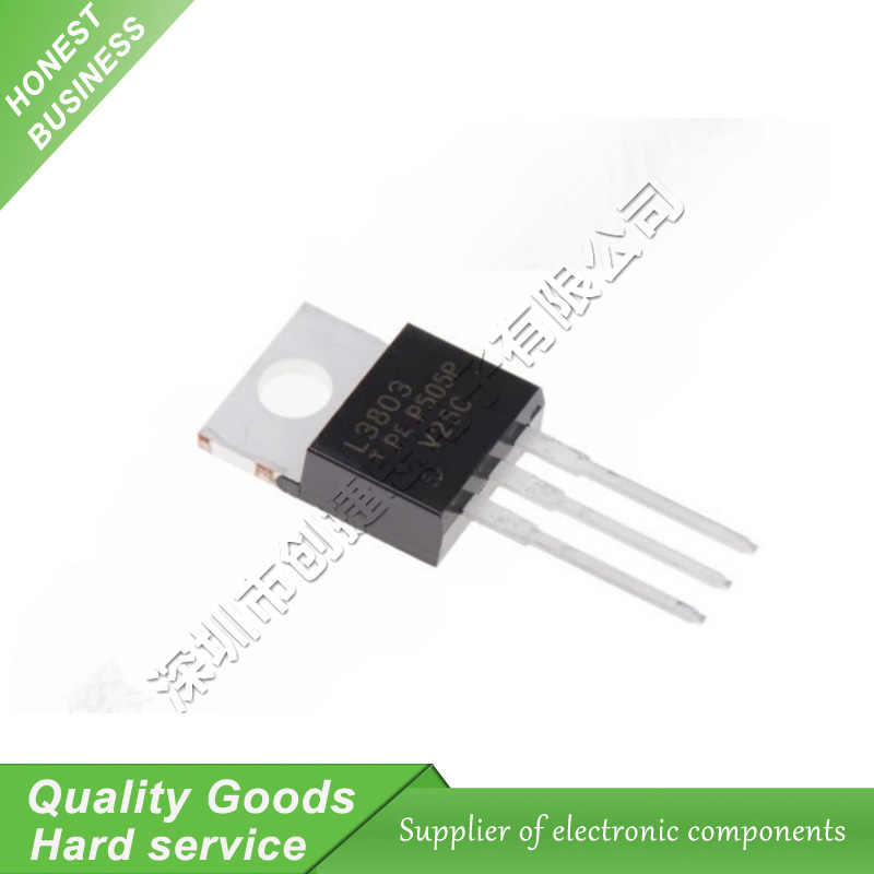 10PCS IRF4905 IRF4905PBF TO 220 MOS FET P channel field
