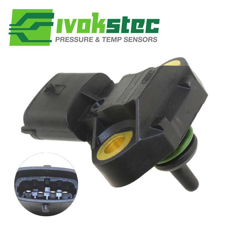 Oil Pressure Temperature Temp Sensor Switch For IVECO