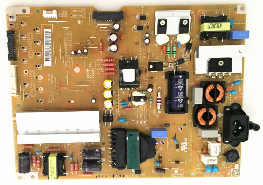 good working original for power supply board LGP4750-14LPB EAX65424001 used good working original used for power supply board 50la6970 ue busdljr power supply eax64908101