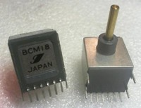 BCM1B 16 files 6 pin potentiometer Band switch