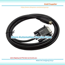 DOP-DVP для delta PLC связь с HMI кабель передачи данных DOP-CA232DP DB9 до MD8