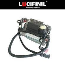 LuCIFINIL New Air Suspension Compressor Spring Supply Device Pump Fit Audi A8 S8 A8/S8 D3 E0616039D