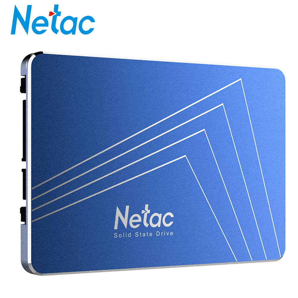 Netac N600S SSD 2.5'' SSD 512GB 1TB Hard Disk TLC Internal Solid State Drive 720GB 512 720 GB For Laptop Computer PC Hard Drive