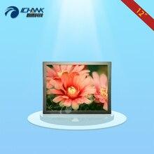B120TN-ABHUV-2/12 inch 1024x768 metal casing monitor/12 inch steel shell monitor/Iron shell display/Wall frame security monitor;(China (Mainland))