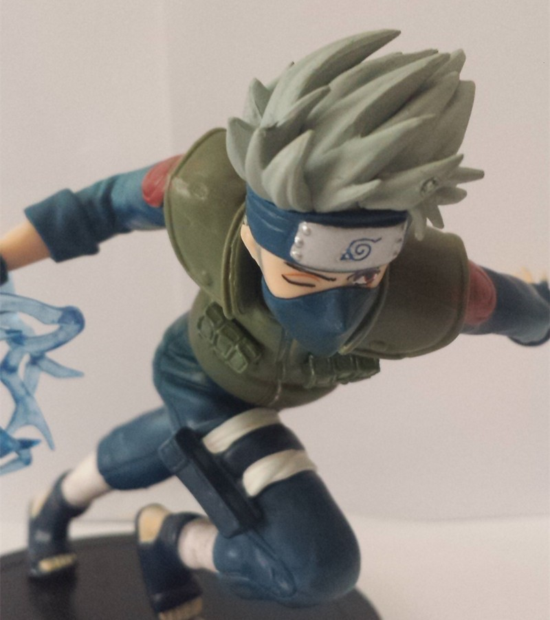 Naruto Kakashi Raikiri Action Figure
