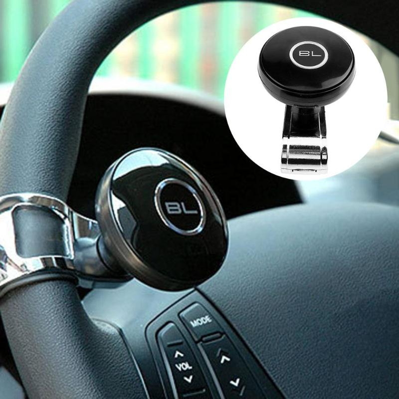 Universal Car Steering Wheel Grip Aid Handle Assister Spinner Knob Ball 3 Color