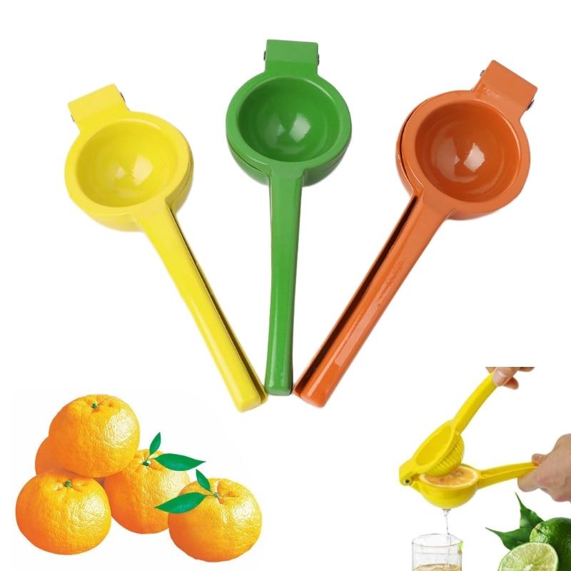 Соковыжималка для цитрусовых фруктов оранжевый цитрусовый Лайм Лимон ручной инструмент