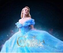 Bridal Wedding Dress Cosplay Costume Adult Elsa &Anna Snow White 2015 Hot movie Sandy Princess Cinderella Birthday Gift