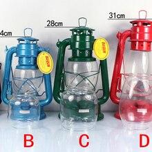 Высокое качество, железная винтажная керосиновая лампа, фонарь для кемпинга, переносная лампа, топовый светильник, известный бренд, ретро масляная лампа
