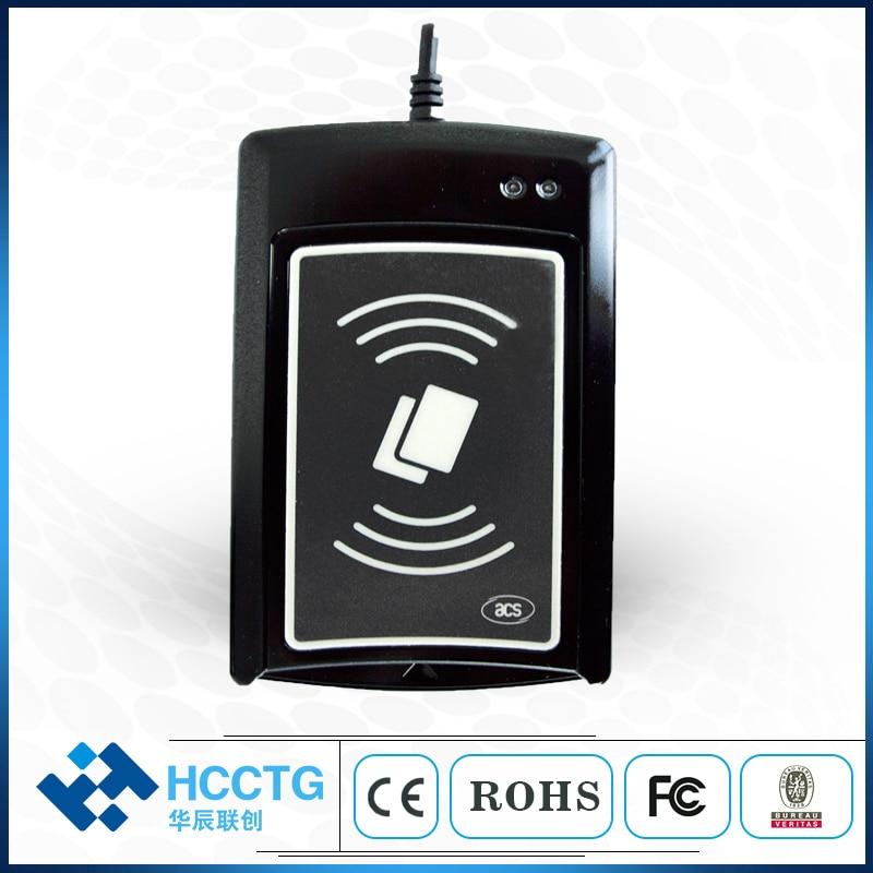USB ISO 14443 13.56 MHz RFID Contactless Card Reader Writer Per Sistema di Controllo Accessi ACR1281U-C8USB ISO 14443 13.56 MHz RFID Contactless Card Reader Writer Per Sistema di Controllo Accessi ACR1281U-C8