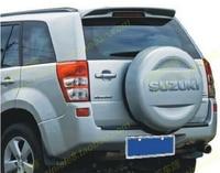 PRIMER ABS REAR TRUNK LID AERO WING SPOILER FOR SUZUKI GRAND VITARA 2007 2015 FAST BY EMS