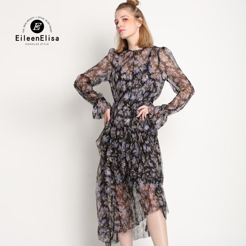 Элитные длинные платья