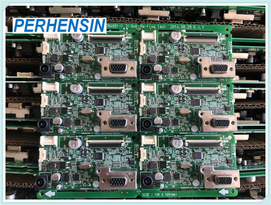 Original FOR MSI GS60 LAPTOP MOTHERBOARD WITH I7 CPU AND GTX970M MS