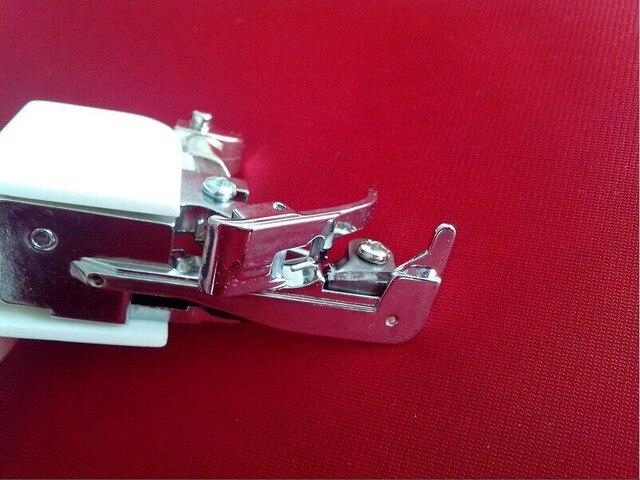 Bernina Presser Foot Deluxe боковая резка и шитье новый стиль SC-10B для 125 230 135 240 330 145 380 210 215 220 150 153 155 155