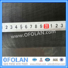 (MO1>99.95%) Hole size 0.2mm(100 mesh) molybdenum wire mesh 100mmX1000mm stock supply high quality electronic signal shielding red copper wire mesh 200 mesh 500mmx1000mmx2pcs stock supply